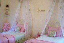 cuarto de las niñas