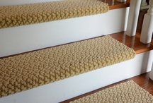 Beautiful Modern Stair Treads From The Finest Materials..covers Leading Edge.. /  Designs