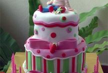 cakes / by Diane Arrasmith