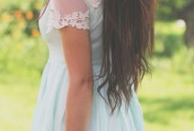 Fashion / Pretty dress!
