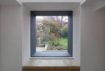 Steel Window Seat