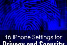 Phone & Internet Security, Tips and Tricks
