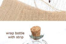 Decoratie / Creatief met flessen