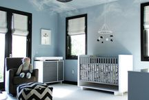 Baby decor ideas / by Stacy (Merowitz) Weinstein