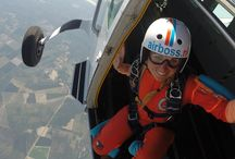 Airboss Skydiving / Airboss is a Dutch skydive company that organize skydive holidays, trainings and events.