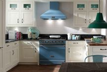 Milbourne painted inframe kitchen / See the Milbourne painted inframe kitchen which is available in a choice of 32 painted colours - http://www.unitsonline.co.uk/milbourne-painted-inframe-kitchen