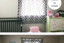 Shared baby & toddler rooms