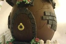Chocolat eggs