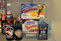 What NOT to Donate / Some of the stranger things donated to the Capital Area Food Bank.  / by Capital Area Food Bank of Texas