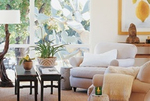 Asian-influenced Design / Rooms and houses for decorating with a touch of Asia