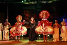 Spain meets Kerala through Flamenco-Kathakali / Starring Bettina Castaño as Draupadi, Kalamandalam Bijukumar as Bhima and Bijulal Nair as Dussasana.  Directed and adapted by César Lorente Ratón.