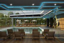Clubhouse Design / Interior Design by Gonye Tasarim
