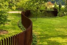 fences and walls