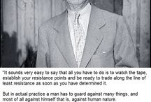 How to avoid Paralysis in Trading / Ed Matts uses the now classic 1929 vs 1928 DJIA debate to show why this should not lead to paralysis but a clear trading approach.