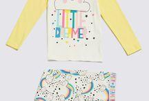 Girls Nightwear / Ideas and inspirations!