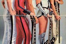 懐かしの洋楽(Pops&Rock groups in my younger days )