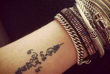 Thai tattoo