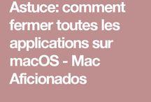 Mac bidouilles