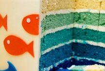 zach b day cakes