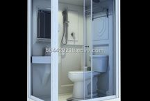 prefab bath