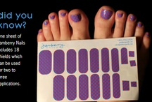 Jamberry Nails / by Allie Bennett