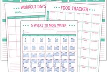 Workout and Food Planner
