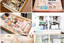Organization / by Jennifer Kristine