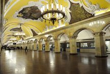 Statii de metro - Metro stations