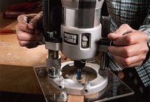 Carpentry tricks and gadgets