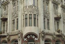 Art Nouveau | Kiev Kharkiv (Ukraine)