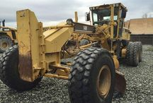 #For_Sale / #Used_Construction_Equipment_For_Sale by Caterpillar, Komatsu,Volvo, Grove and more near me. Buy at low prices!