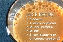Juicing or Healthy Smoothies