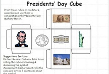 Presidents' Day / by Isabelle Mclaurin-Ocean