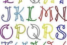 Bogstaver Letters