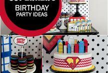 Life | Seth birthday party