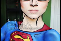 Halloween/comic con ideas / by Miranda De Hoyos