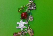 Autism Awareness / Handcrafted items promoting Autism Awareness