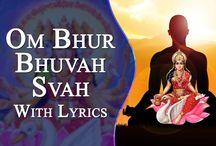 Mantra om bhur bhuvah svah