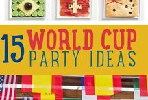 World Cup party / Soccer viewing party
