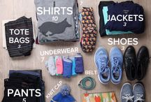 Packing hacks