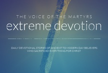 Good Reads / Books offered by The Voice of the Martyrs USA and other good reads to grow your knowledge of the persecuted around the globe