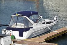 Canvas Boat Covers / Here are some of our favorite canvas boat covers.
