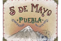 Cinco de Mayo en Puebla / Let's celebrate Mexican Cinco de Mayo in the historic city of Puebla! Travel with us to the heart of this magical country in: www.espressofiorentino.com / by Espresso Fiorentino