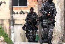 PM é recebida a tiros por tráficantes em Socorro