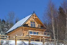 Highland log homes