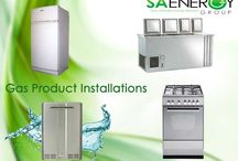 Appliances and Gas