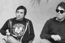 Ferard / Gerard Way and Frank Iero