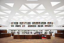 Bibliotecas e livrarias