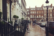 My new home, London