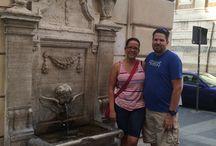 Rome / My trip to Rome.